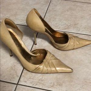 Aldo Beige stiletto heels